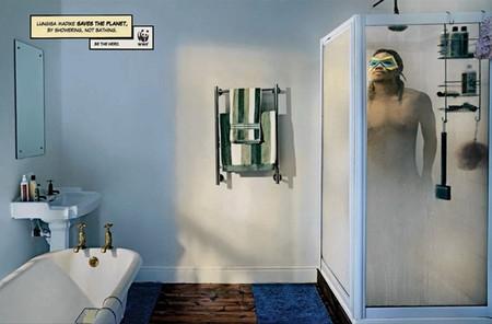 Социальная рекламная кампания фонда дикой природы WWF. Изображение № 6.