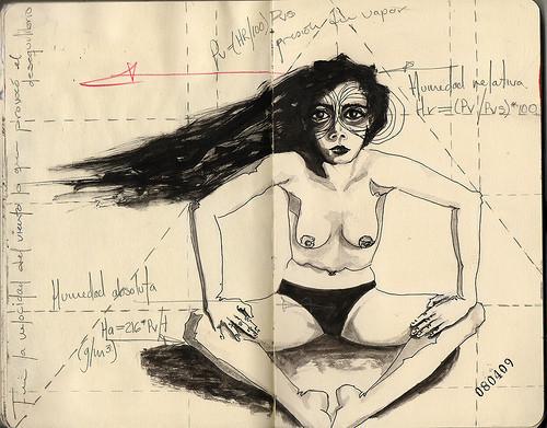 Мексиканская художница ERIKA KUHN. Изображение № 38.