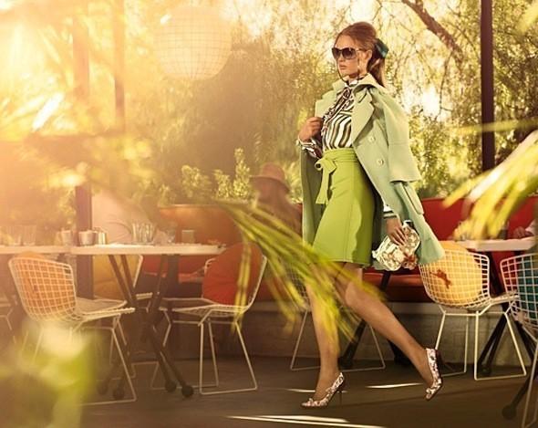 Лукбуки: Chloë Sevigny for Opening Ceremony, Louis Vuitton и Lou. Изображение № 29.