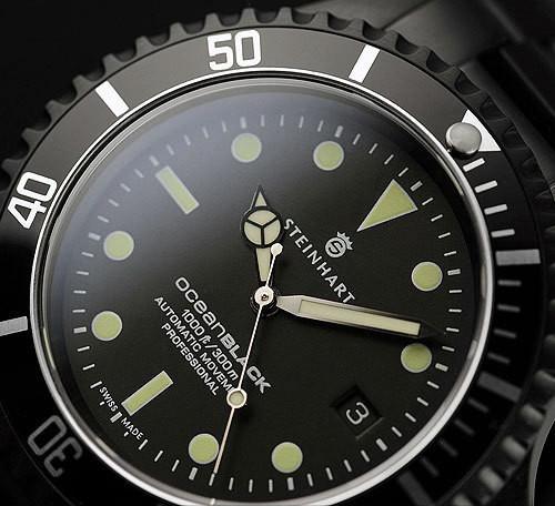Steinhart Ocean Black. 340 EUR (19% VAT incl.). Изображение № 3.