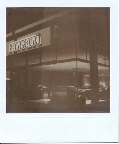 Polaroid cars. Изображение № 22.