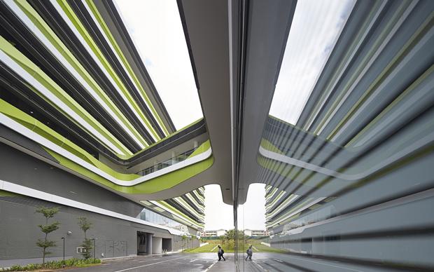 Архитектура дня: новый кампус университета в Сингапуре. Изображение № 7.