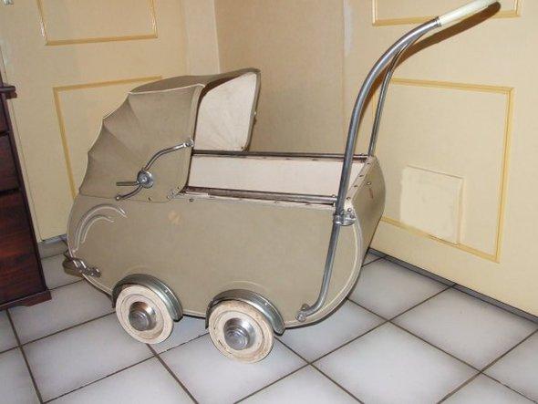 Ретро – kinderwagen, stroller илидетская коляска. Изображение №14.