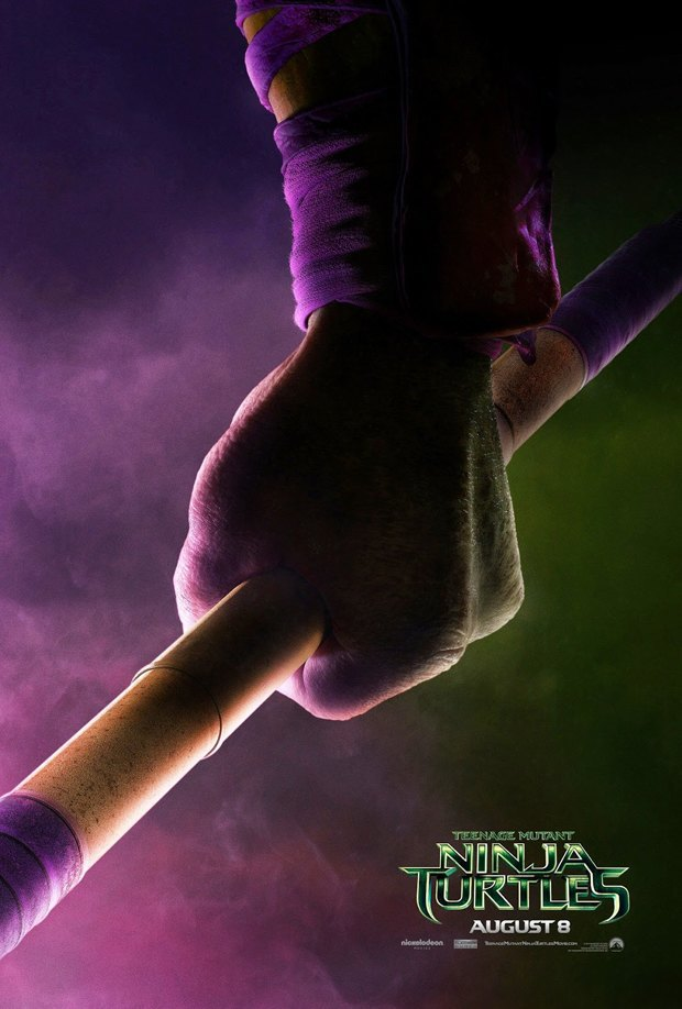 Новая реклама «Черепашек-ниндзя» показала Сплинтера. Изображение № 4.
