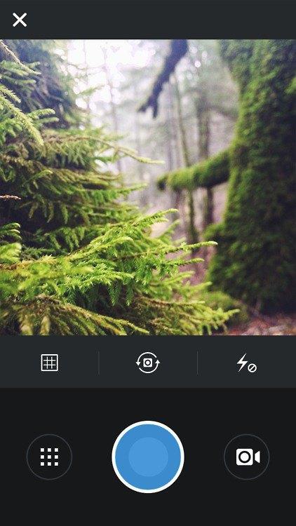 Instagram для Android стал «плоским». Изображение № 1.