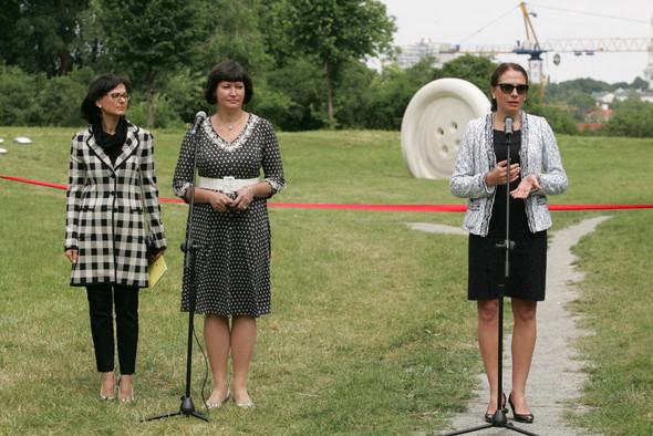 Открылся фестиваль современной скульптуры Kyiv Sculpture Project. Изображение № 1.