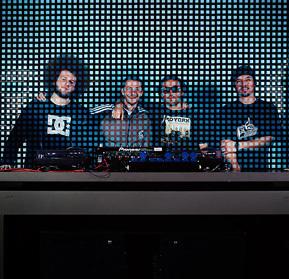 FLAMMABLE BEATS DJ'S. Изображение № 1.