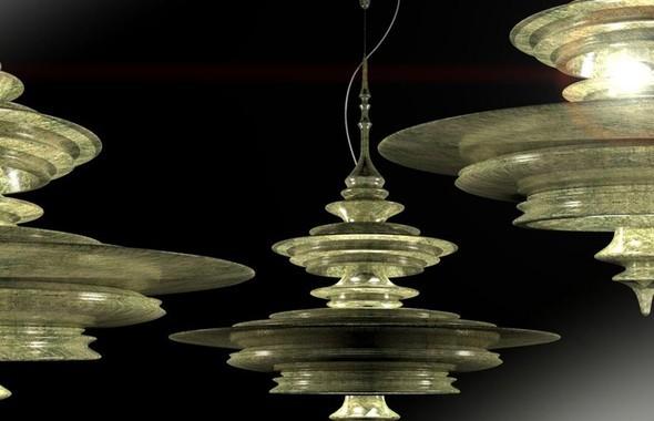 Лампы на Миланской Неделе Дизайна 2010. Изображение № 17.