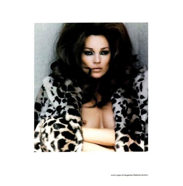 Новые съемки: Interview, Numero, Vogue и Zoo. Изображение № 44.
