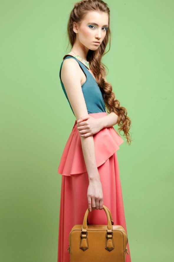 """Коллекция ANaзarova """"BLOSSOM"""" Summer 2012 для BACKSTAGE showroom. Изображение № 9."""