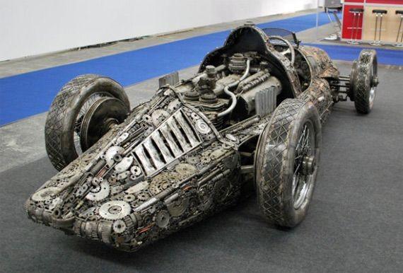 Серия необычных авто от Giganten Aus Stahl. Изображение № 12.