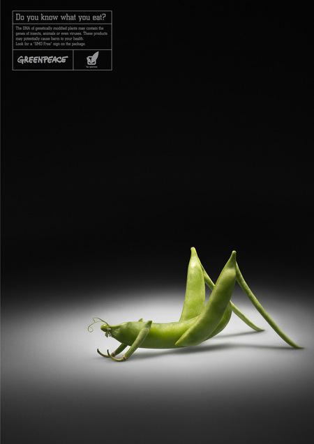 Greenpeace ads. Изображение № 15.