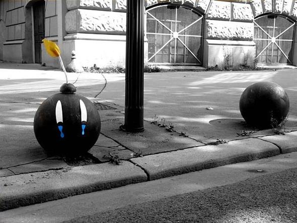 Креативный street-art. Изображение № 9.