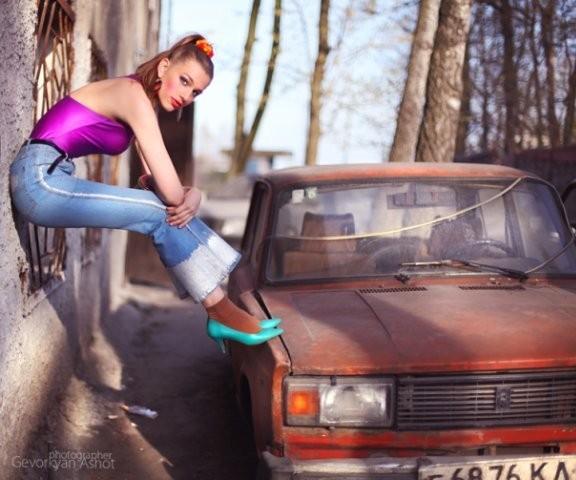 Фотограф:Ашот Геворкян. Изображение № 45.