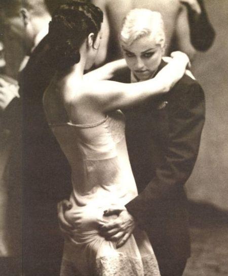 Мадонна встиле ретро. Изображение № 4.