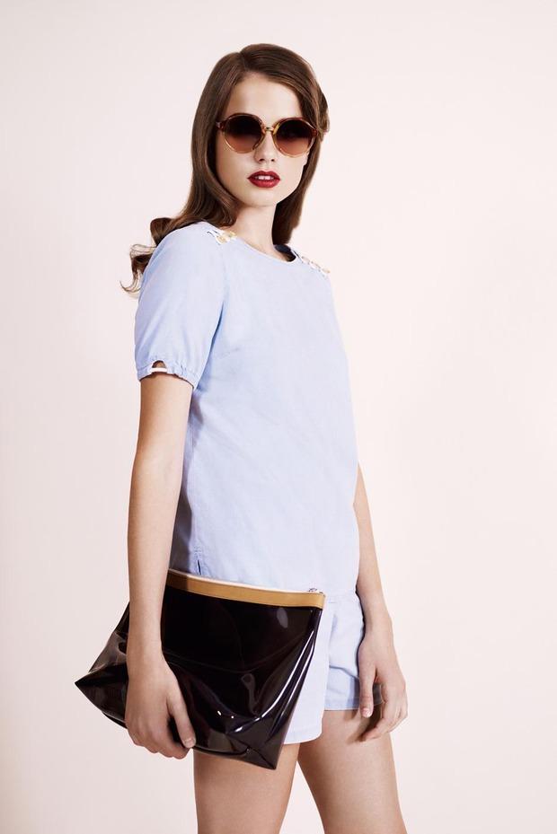 A.P.C., Chanel, MM6, Mother of Pearl, Paule Ka и Yang Li выпустили новые лукбуки. Изображение № 24.