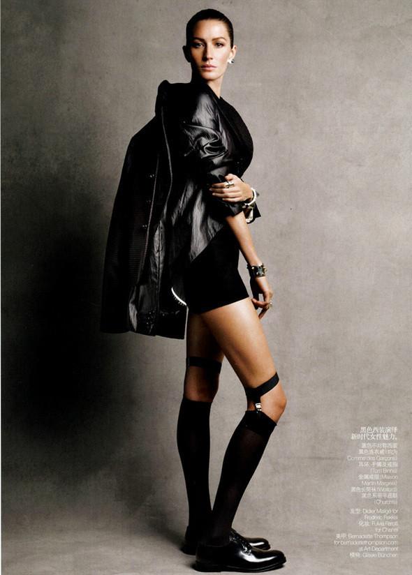Изображение 58. Съемки: Harper's Bazaar, Metal, V и Vogue.. Изображение № 53.