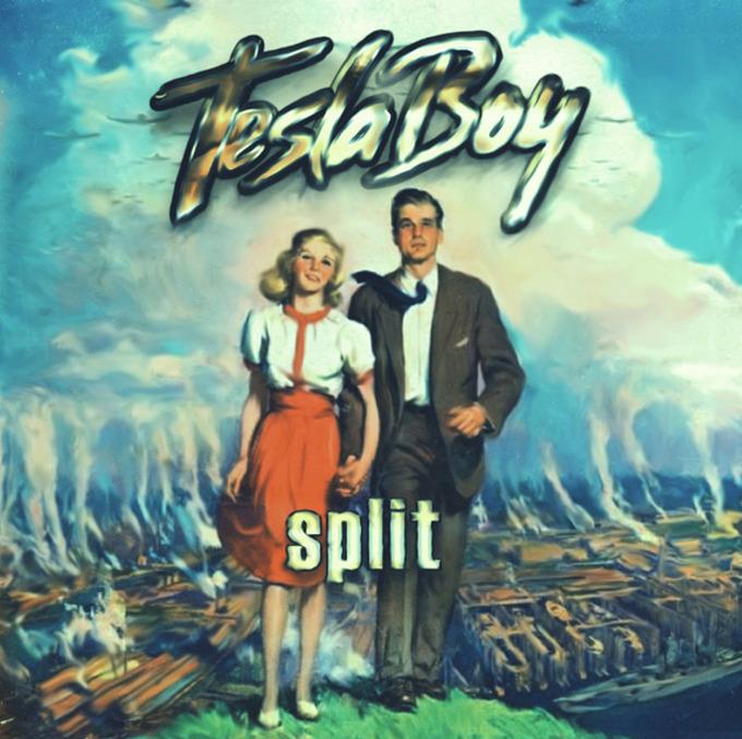 Клип и сингл Tesla Boy — Split. Изображение № 2.