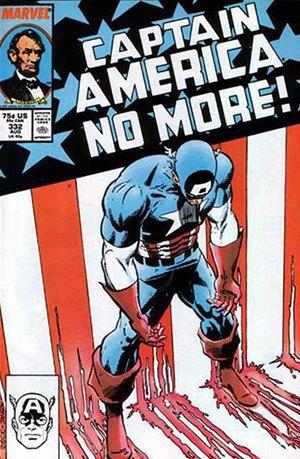 10 лучших комиксов про Капитана Америку. Изображение № 15.
