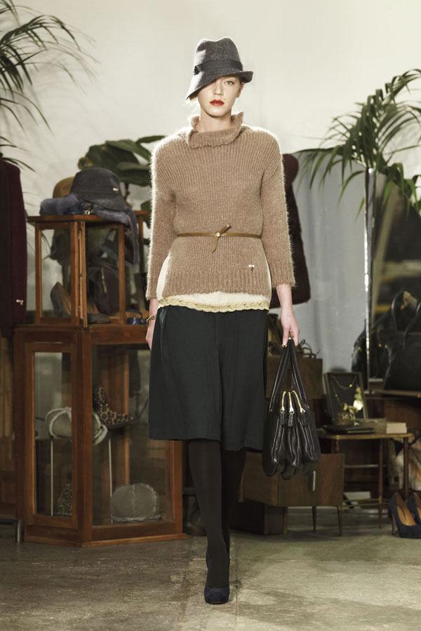 Ретро всегда в моде. Aniye By, осень-зима 2012/13. Изображение № 24.