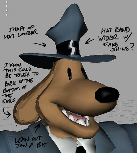 Sam & Max Season 1:Behind The Scenes. Изображение № 4.