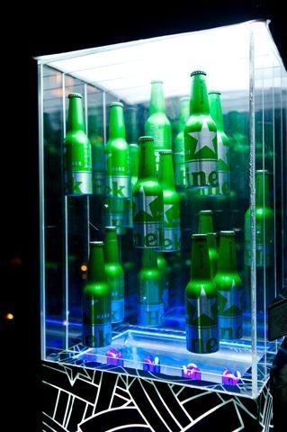 Презентация Heineken STR Bottle в России!. Изображение № 1.