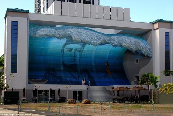 3D-маскировка городских стен от Джона Пью. Изображение № 3.