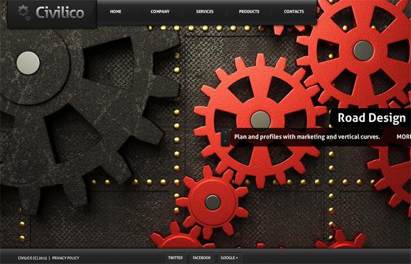 Подборка невероятных сайтов веб-дизайн студий. Изображение № 22.
