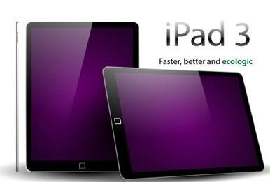 Первые впечатления о новом планшете iPad. Изображение № 2.