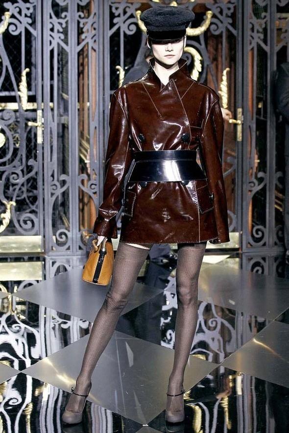 Изображение 63. Louis Vuitton Fall 2011.. Изображение № 63.