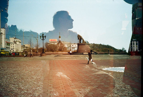 Lomography. Connecting cities. Изображение № 6.