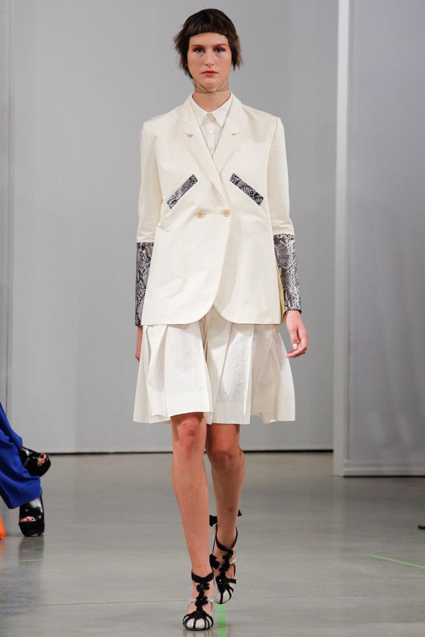 Неделя моды в Нью-Йорке: День 1. Изображение № 16.