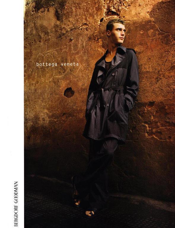 Изображение 13. Мужские рекламные кампании: Mugler, Versace и другие.. Изображение № 15.