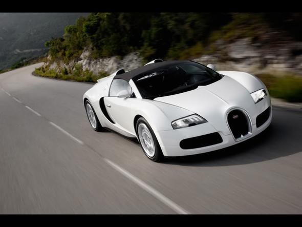 Bugatti Veyron Grand Sport. Изображение № 4.