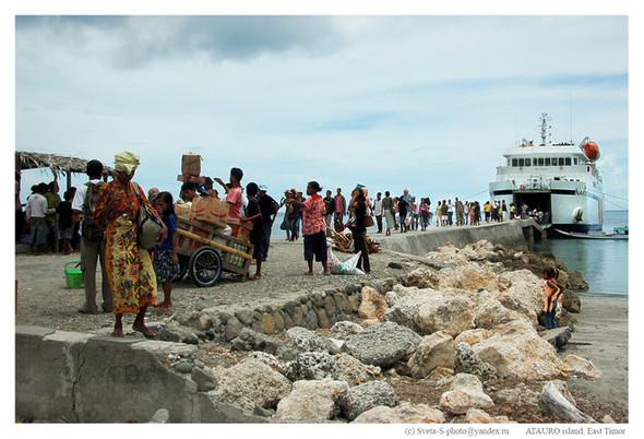 Восточный Тимор. Изображение № 11.