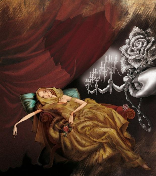 10 платьев диснеевских принцеcc от мировых дизайнеров в Harrods. Изображение № 3.