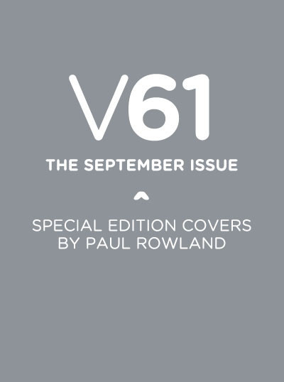 V Magazine #61, September 2009, Special Edition Covers. Изображение № 20.