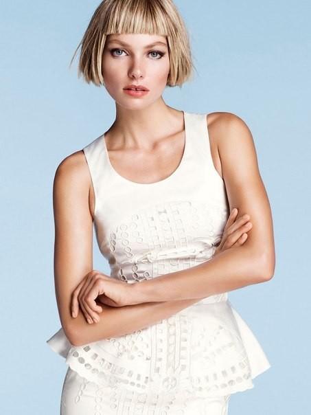 Джессика Харт для H&M Trend Update. Изображение № 6.