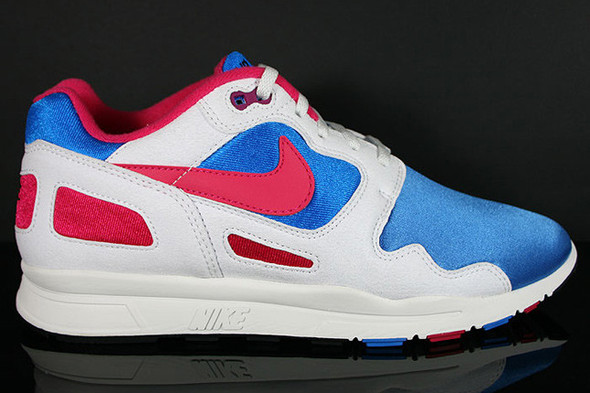 NIKE AIR FLOW (CHERRY BLUE). Изображение № 1.