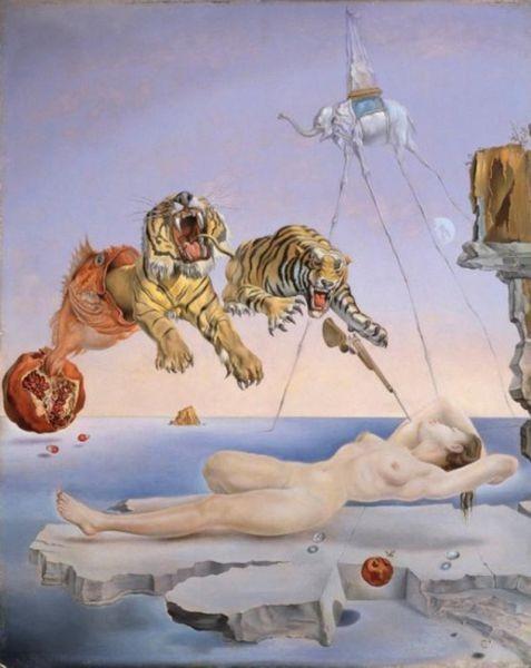 Новый взгляд на полотна великих художников. В главной роли кот. Изображение № 5.