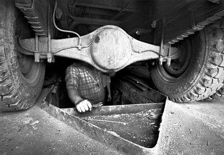 Советские фотографы, которых несправедливо уволили. Изображение № 32.