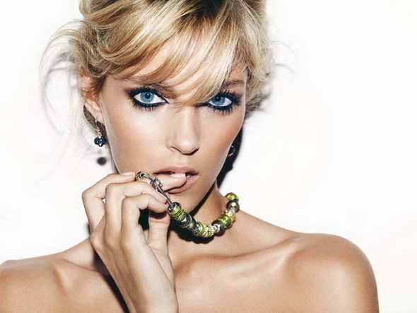 Изображение 2. Аня Рубик в рекламе Apart Jewelry.. Изображение № 2.