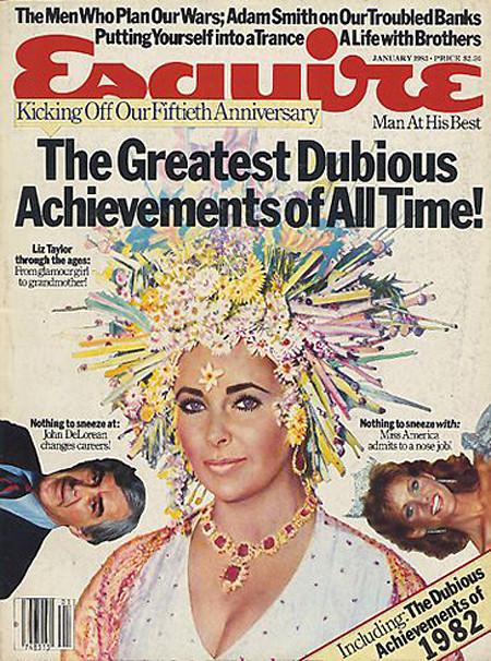 Изображение 4. 18 культовых обложек «Королевы Голливуда».. Изображение № 4.