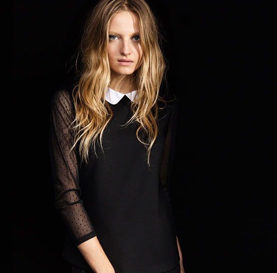 Лукбук: Zara TRF November 2011. Изображение № 7.