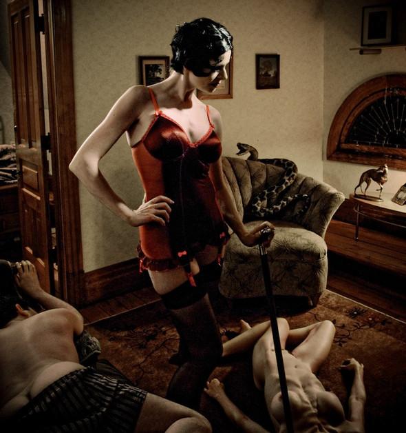 """Известный фотограф Ираклий Шанидзе """"Психология вседозволенности."""". Изображение № 2."""