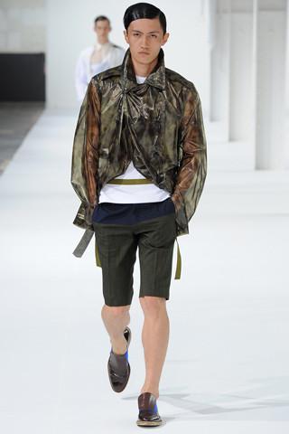 Неделя мужской моды в Париже: День 2. Изображение № 18.