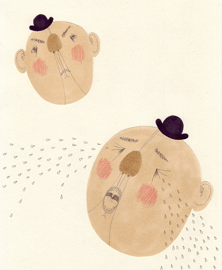 Милые уродцы виллюстрациях Sandra Juto. Изображение № 22.