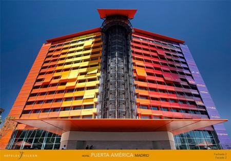 Hotel Puerta America Madrid. Изображение № 26.