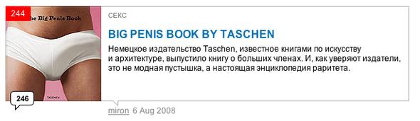 ТОПсамого-самого наLookatme за2008 год. Изображение № 26.