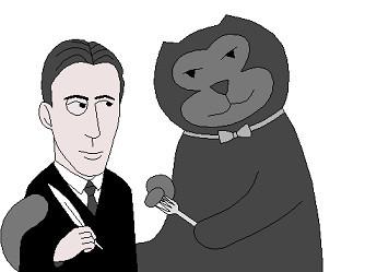 День рождения Пушкина, или каждому сказочнику по котику. Изображение № 7.